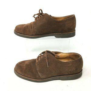 L.L bean Oxford Comfort Shoes Low Top Lace Up Roun